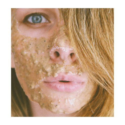Chocolat - peel off face mask
