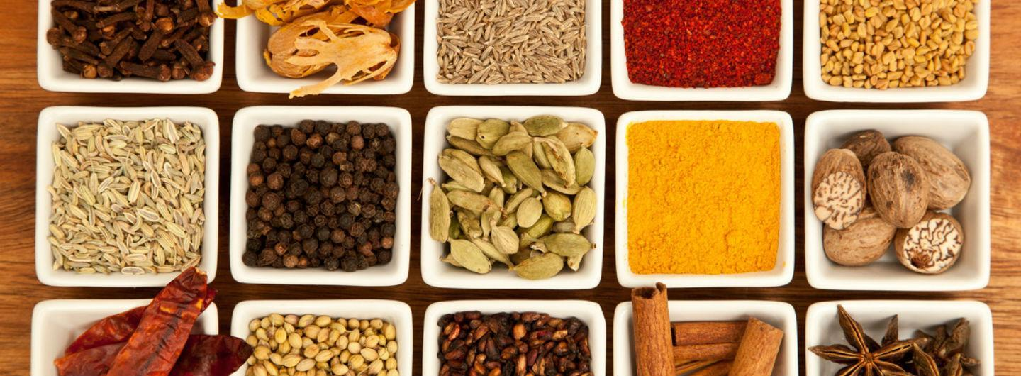All-natural Ayurveda health and wellness ingredients