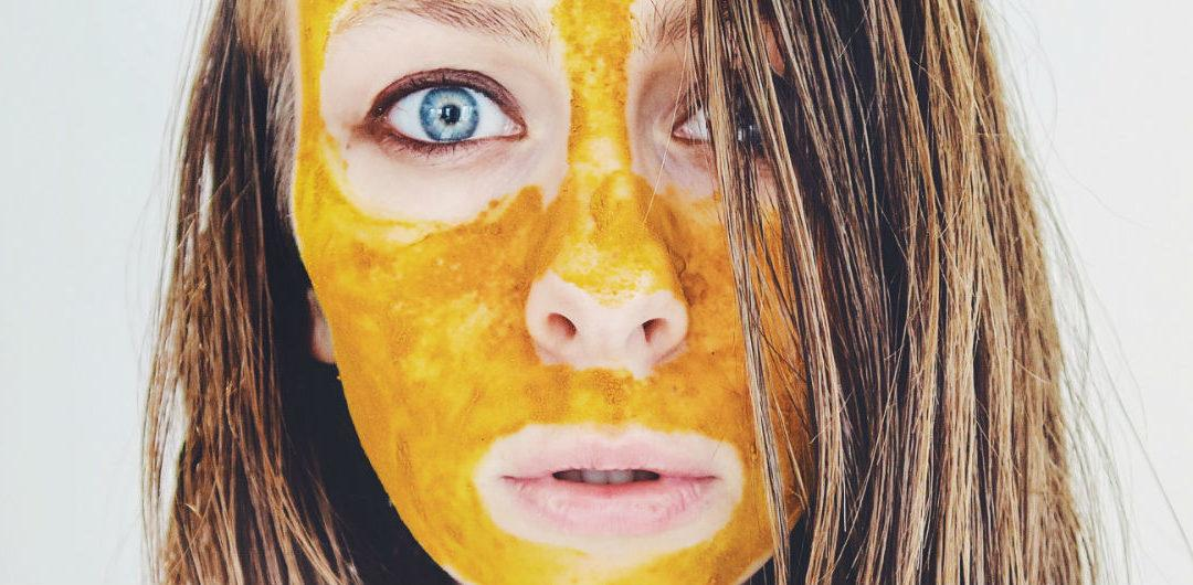 Turmeric is a safe and effective natural ingredient in cosmetics