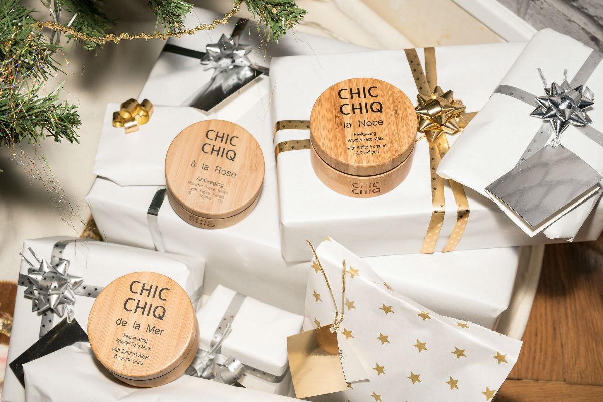 CHIC CHIQ powder facemask holiday packs