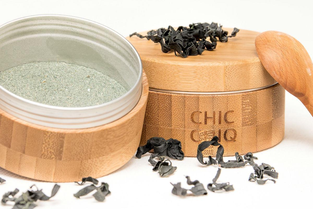 CHIC CHIQ's bamboo packaging is eco friendly