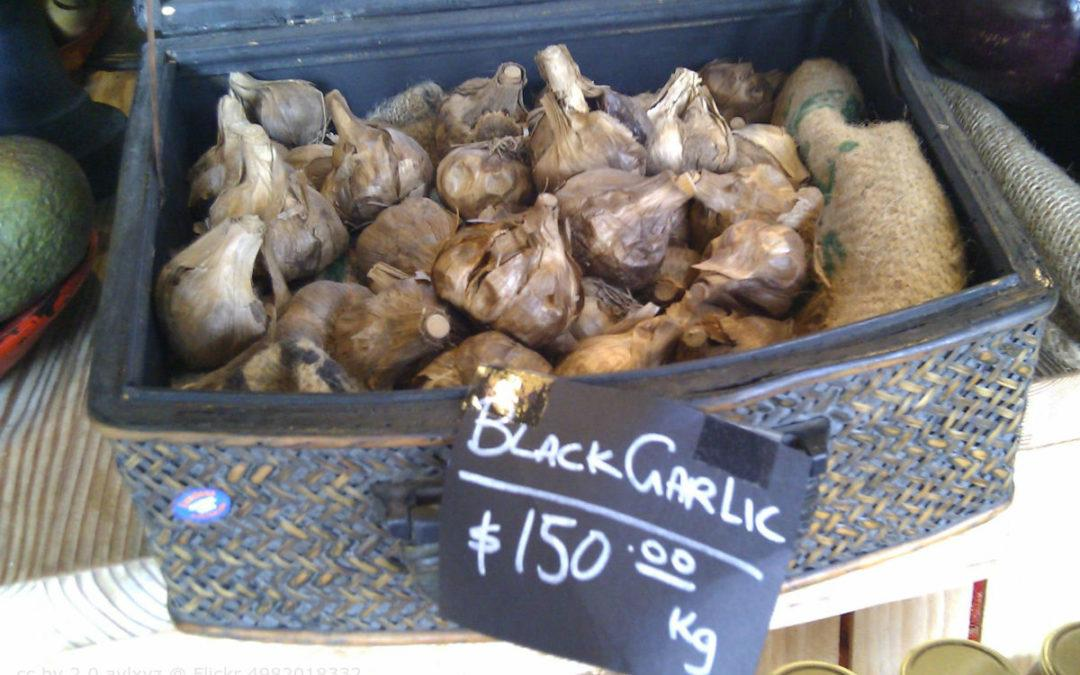 Black Garlic's History, Uses and DIY Preparation