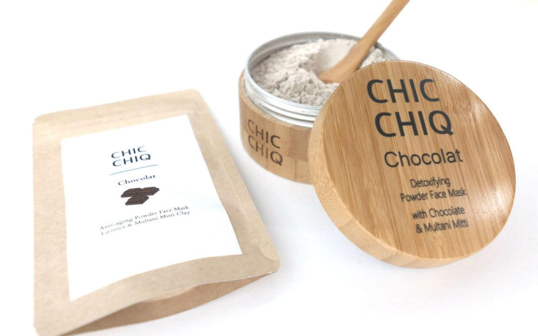 CHIC CHIQ debuts luscious new Chocolat facemask