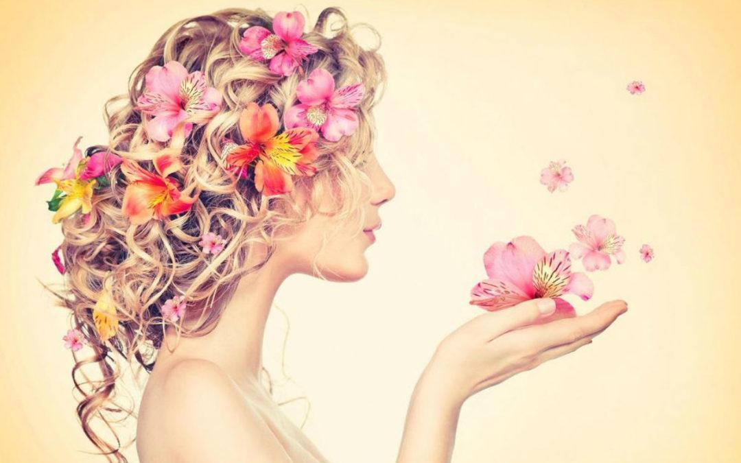 The Benefits of Flowers and Plants for Your Skin, Hair and More